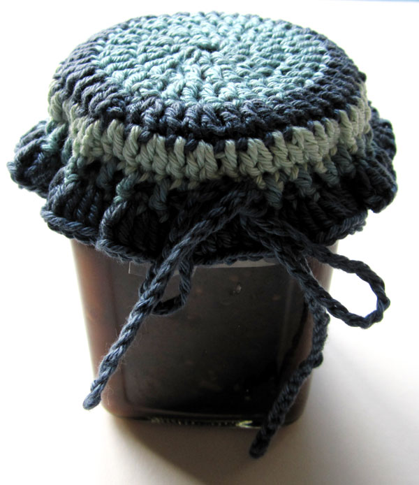 Crochet Patterns Jar Lids : crochet7
