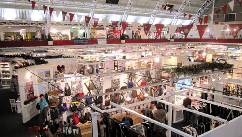country living christmas fair angel eden blog