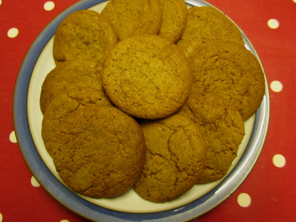 Honey Spice Biscuits Cookie Recipe! - Angel Eden Blog