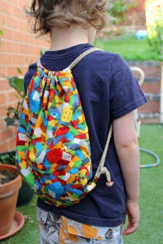 Child's Backpack #shop