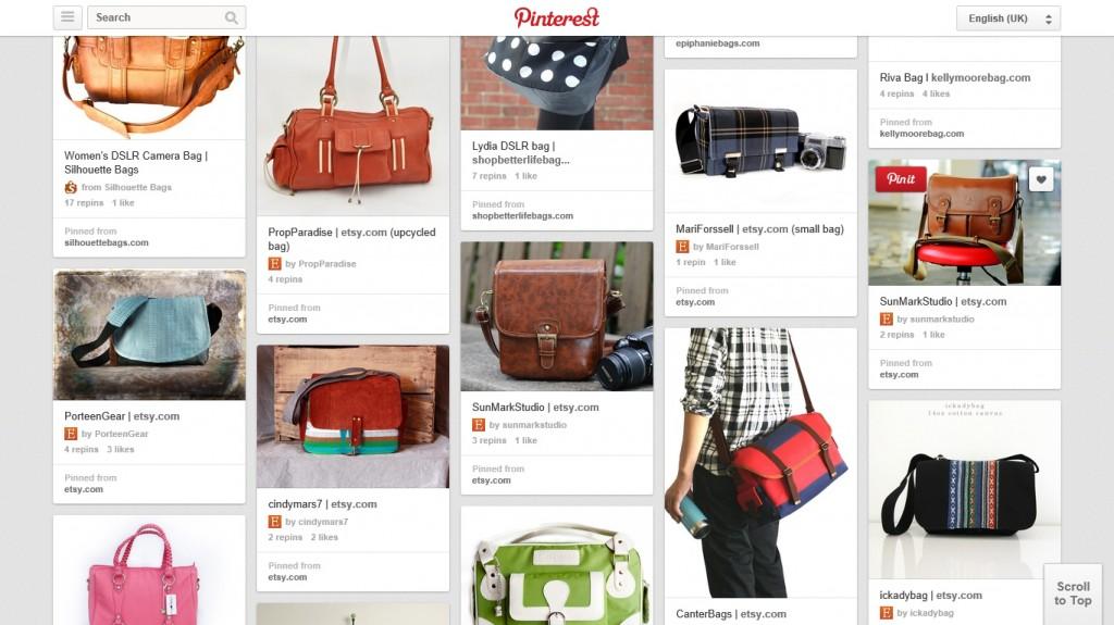 Pinterest Camera Bags #shop