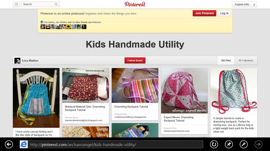 Pinterest Backpacks #shop