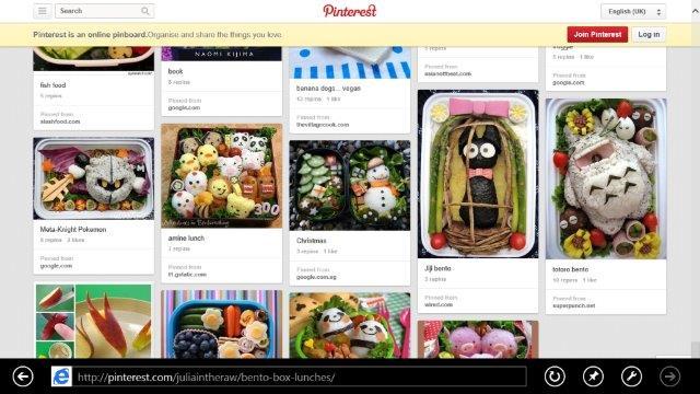 Pinterest Bento Boxes #shop