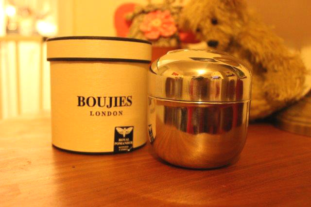 Boujies Royal Pomander Candle