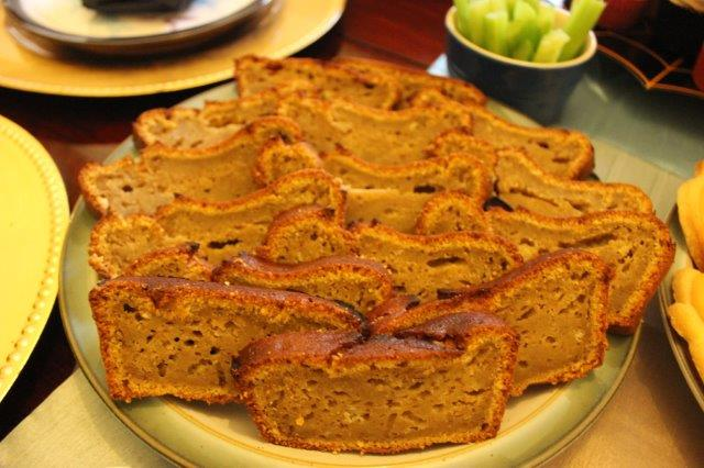 Spiced Pumpkin Teabread #shop