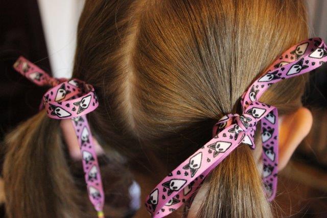 Shoelace Bows