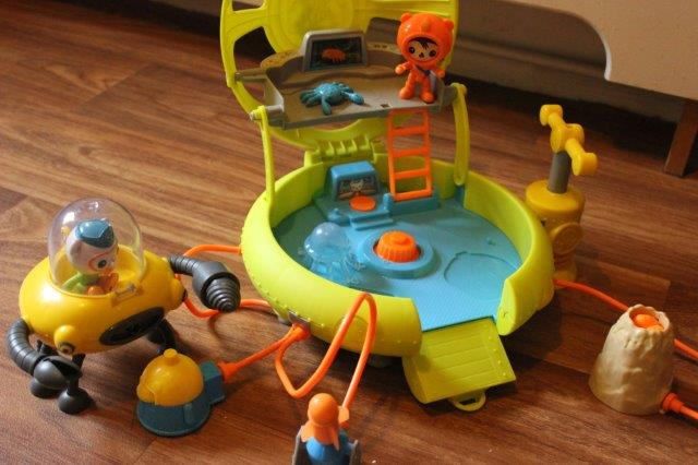 Octonauts Toy Review Angel Eden Blog