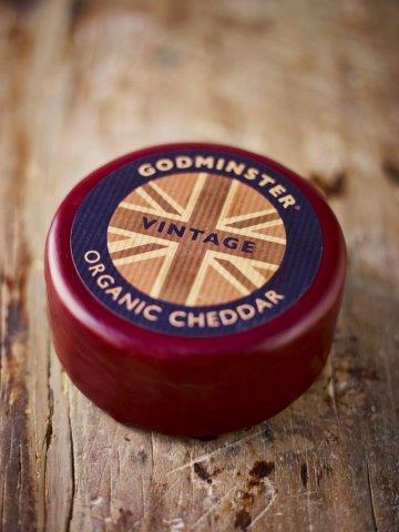 400g Vintage Organic Cheddar