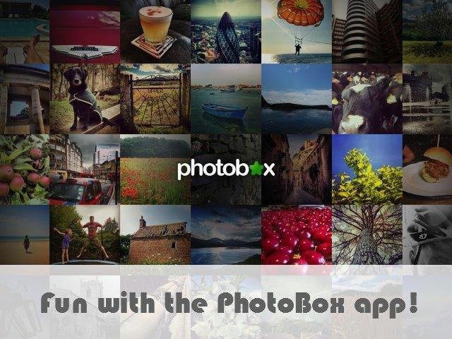 PhotoBox App