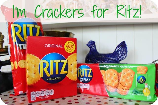 Crackers for Ritz