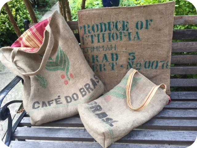 coffee sack bag