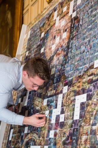 Warwick Castle Mosaic